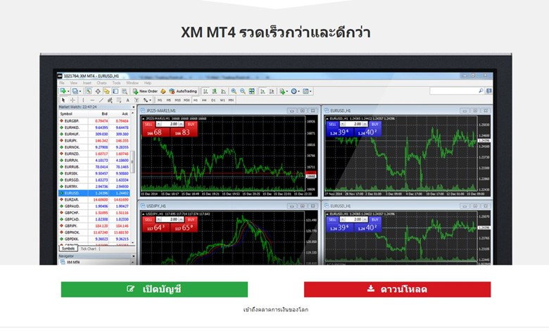 Download XM MT4